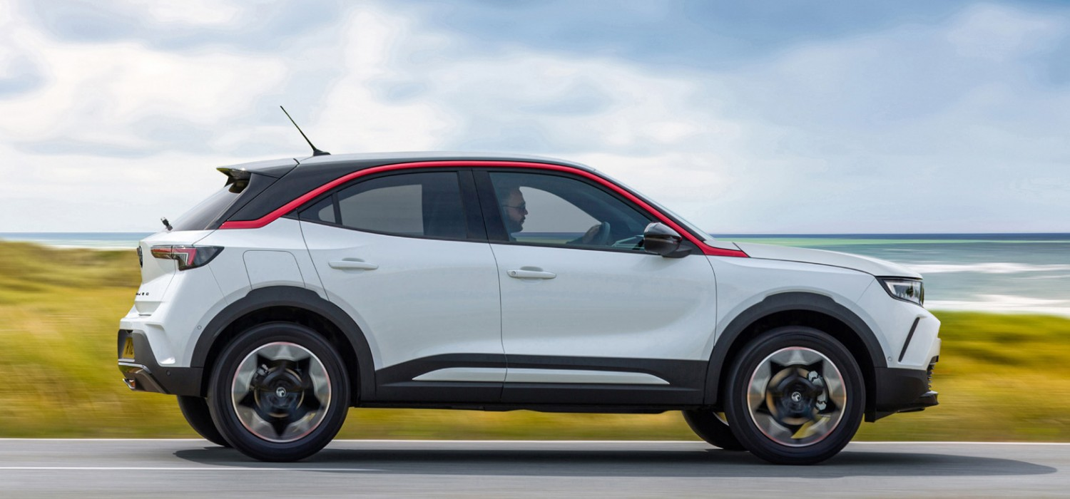 Prices announced for new Vauxhall Mokka
