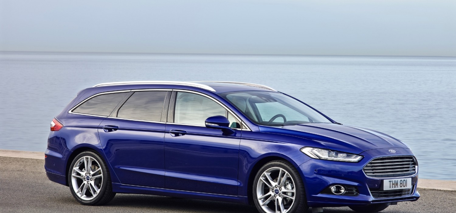 Ford Mondeo ST-Line Estate 2.0-litre TDCi Powershift AWD