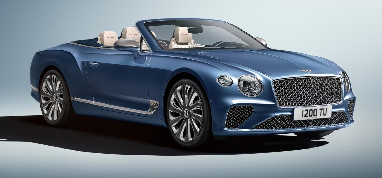Bentley opens up new world of luxury