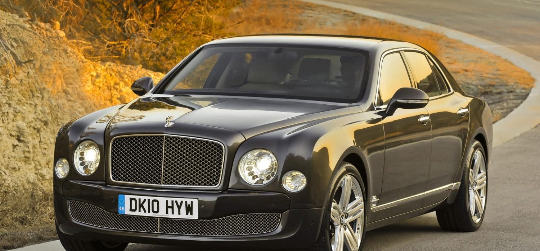 NASA sharp shooter snaps a Bentley