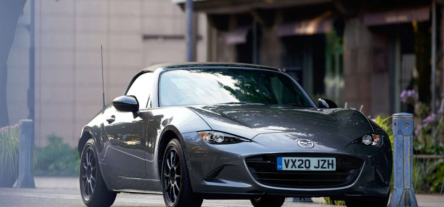 Limited run for Mazda MX-5 special