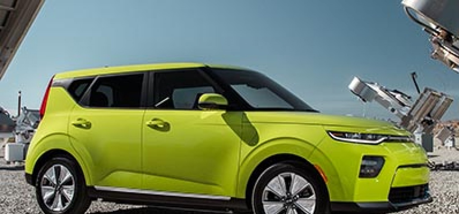 Funky new Kia Soul goes further