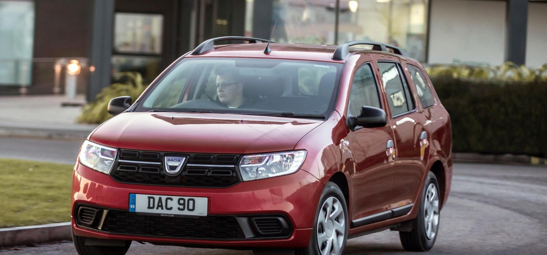 Dacia Logan MCV Ambiance SCe 75
