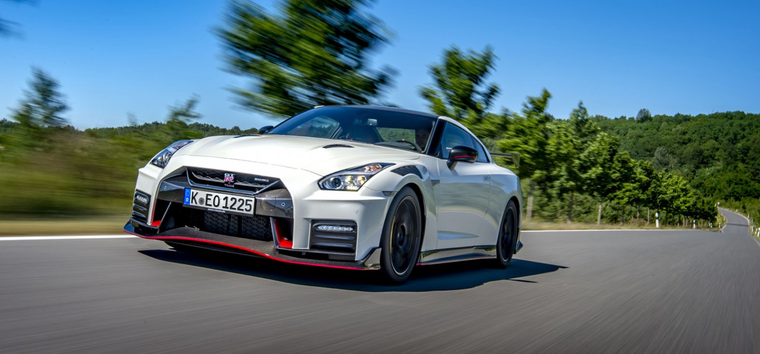 Upgrades for Nissan's GT-R Nismo supercar