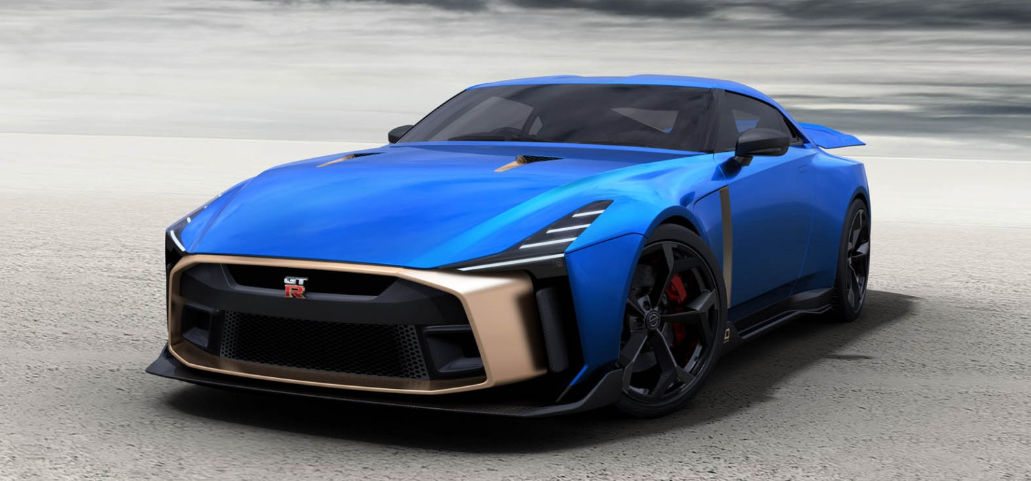 Nissan supercar design confirmed