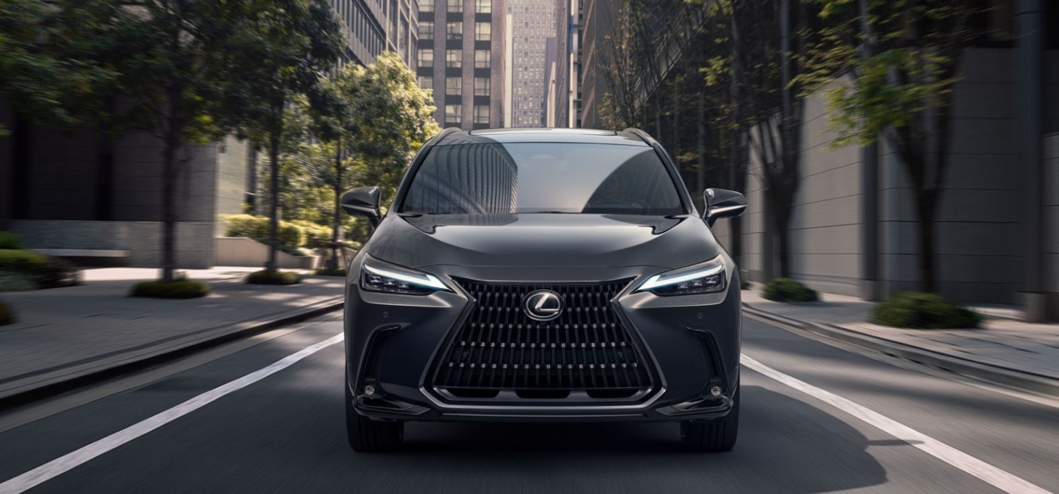 Plug-in choice for new Lexus NX