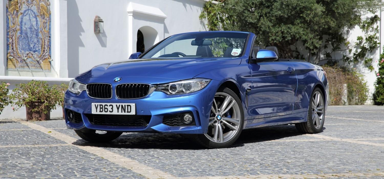 BMW 430M Convertible