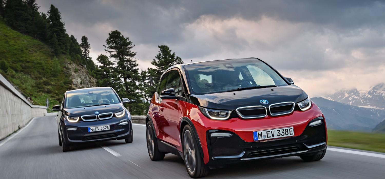 BMW makes EVs sporty