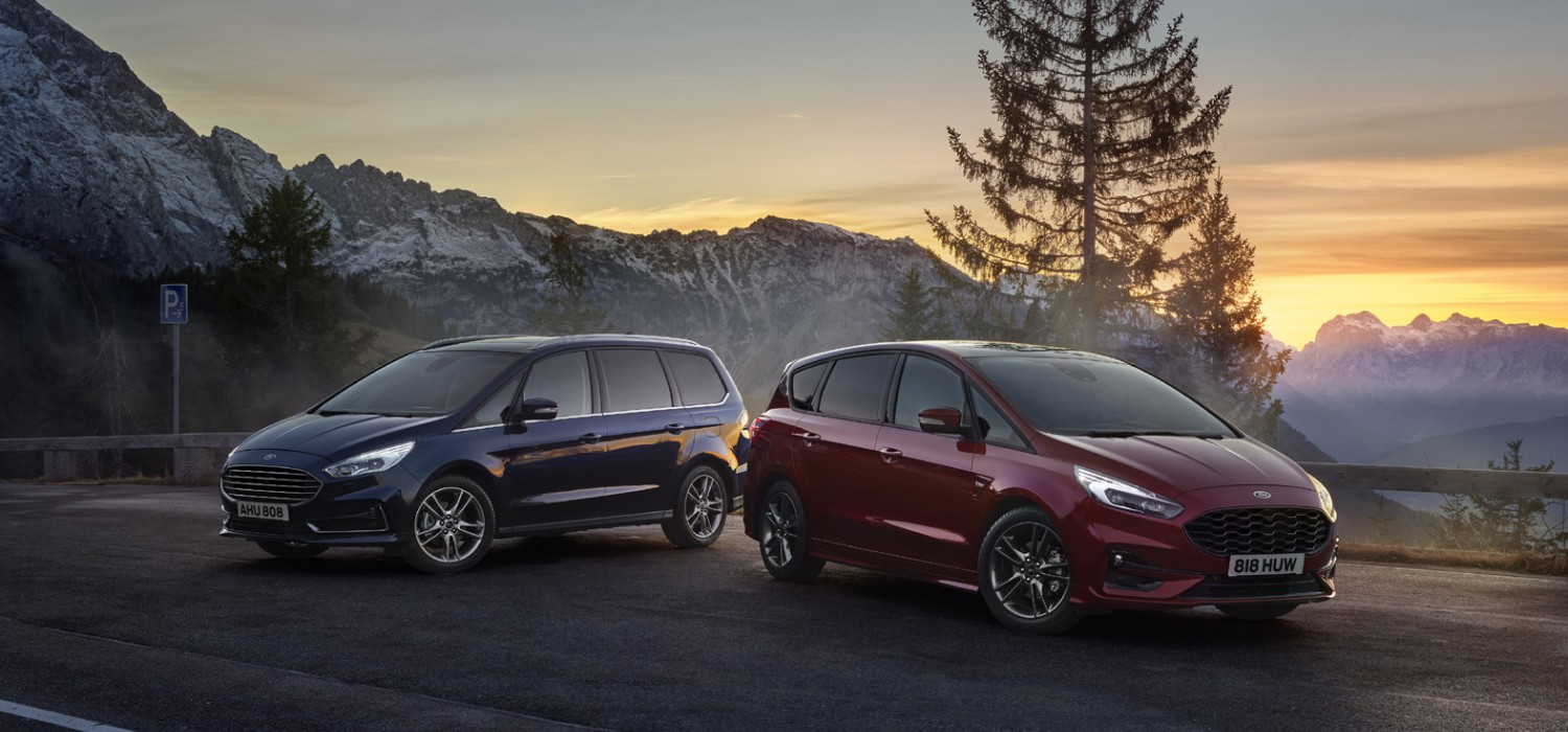 Hybrid MPVs coming from Ford