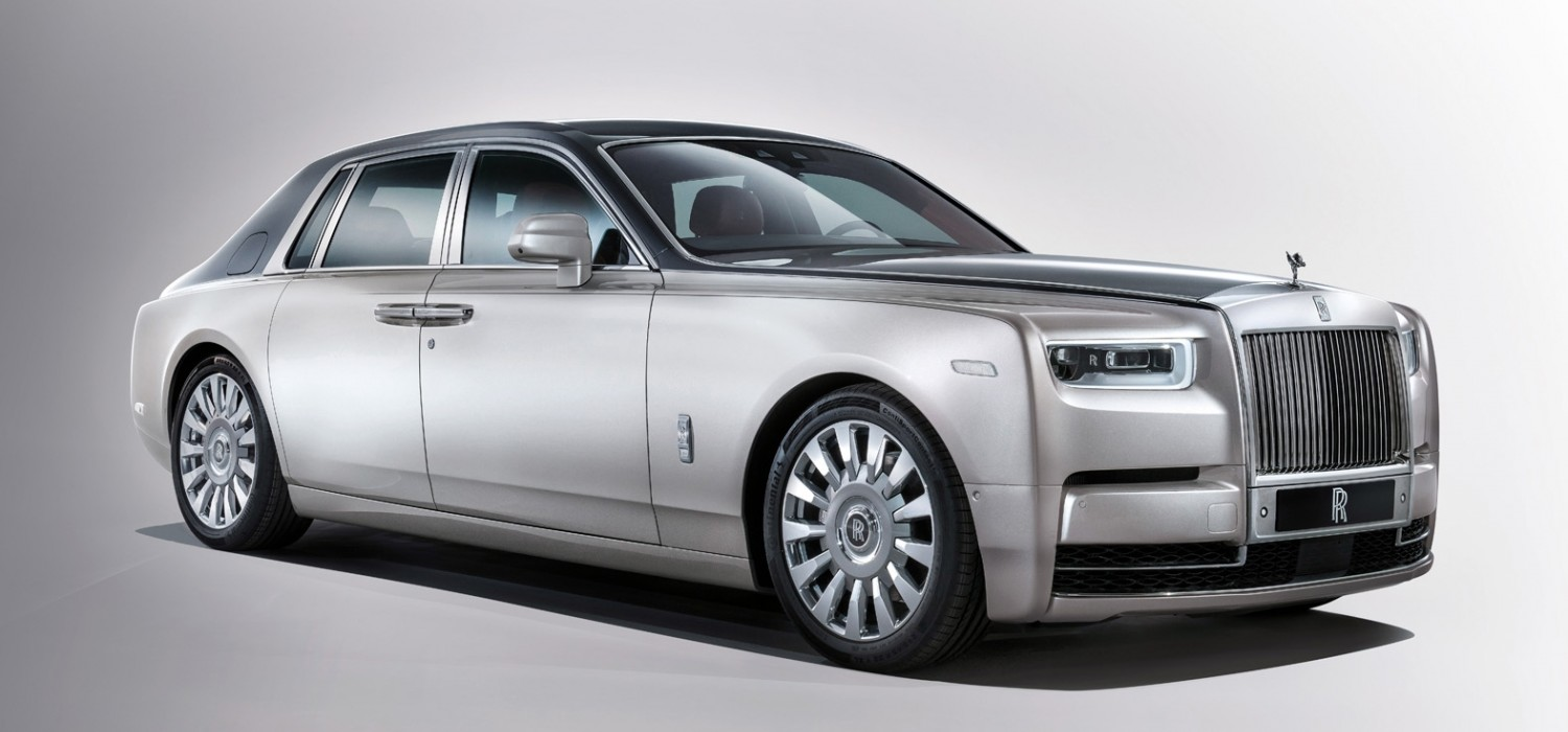 New Rolls-Royce Phantom