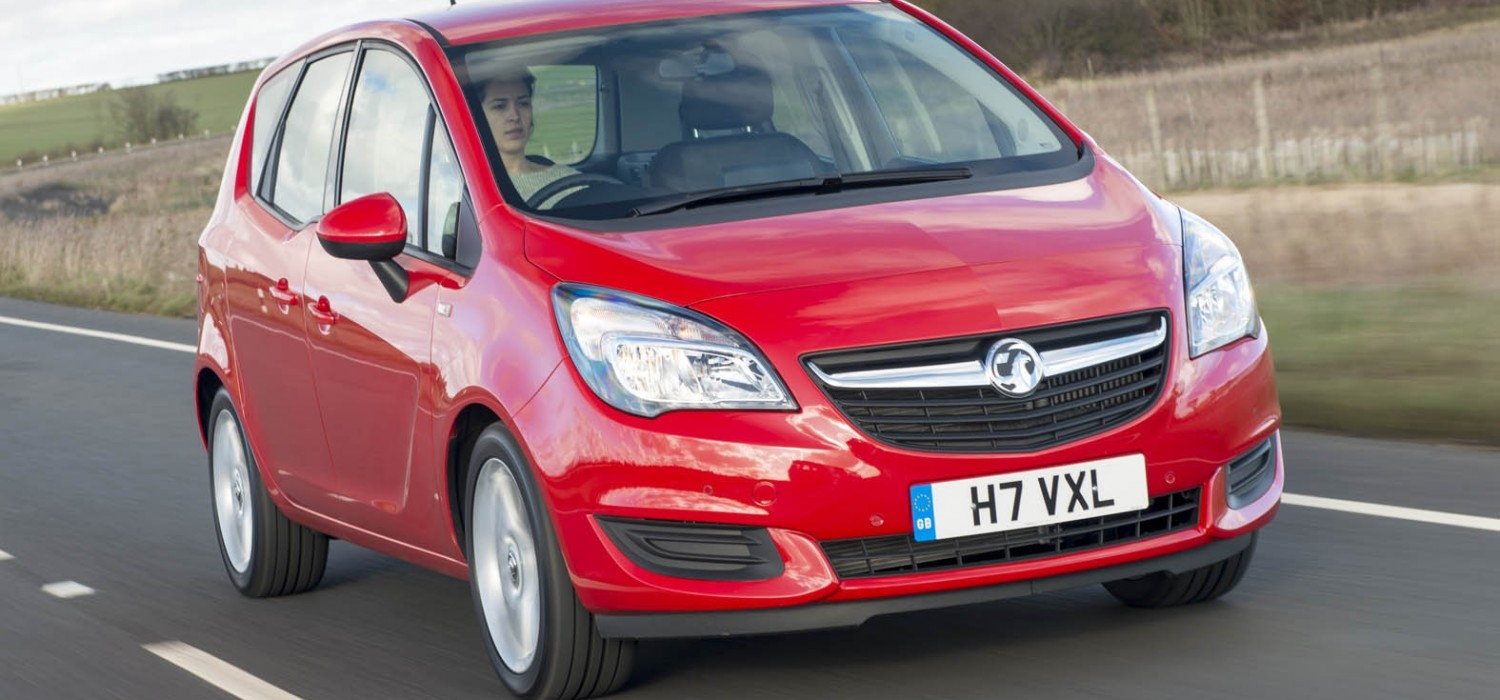 Vauxhall Meriva - Used Car Review