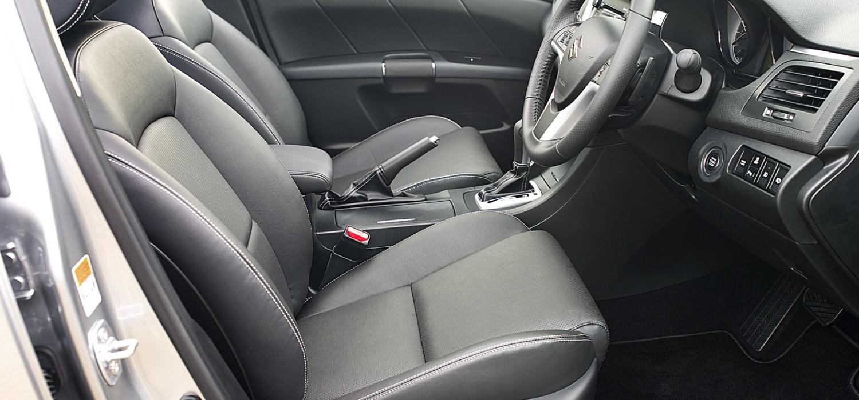 Suzuki Kizashi 2.4 CVT AWD