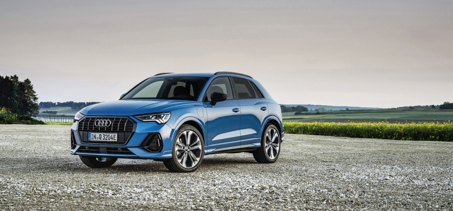 Plug-in coming to Audi Q3 range