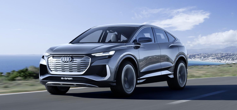More clues to new Audi Q4 e-tron