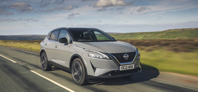New engine boosts Nissan Qashqai