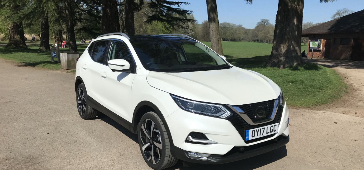 Nissan Qashqai still the one to beat