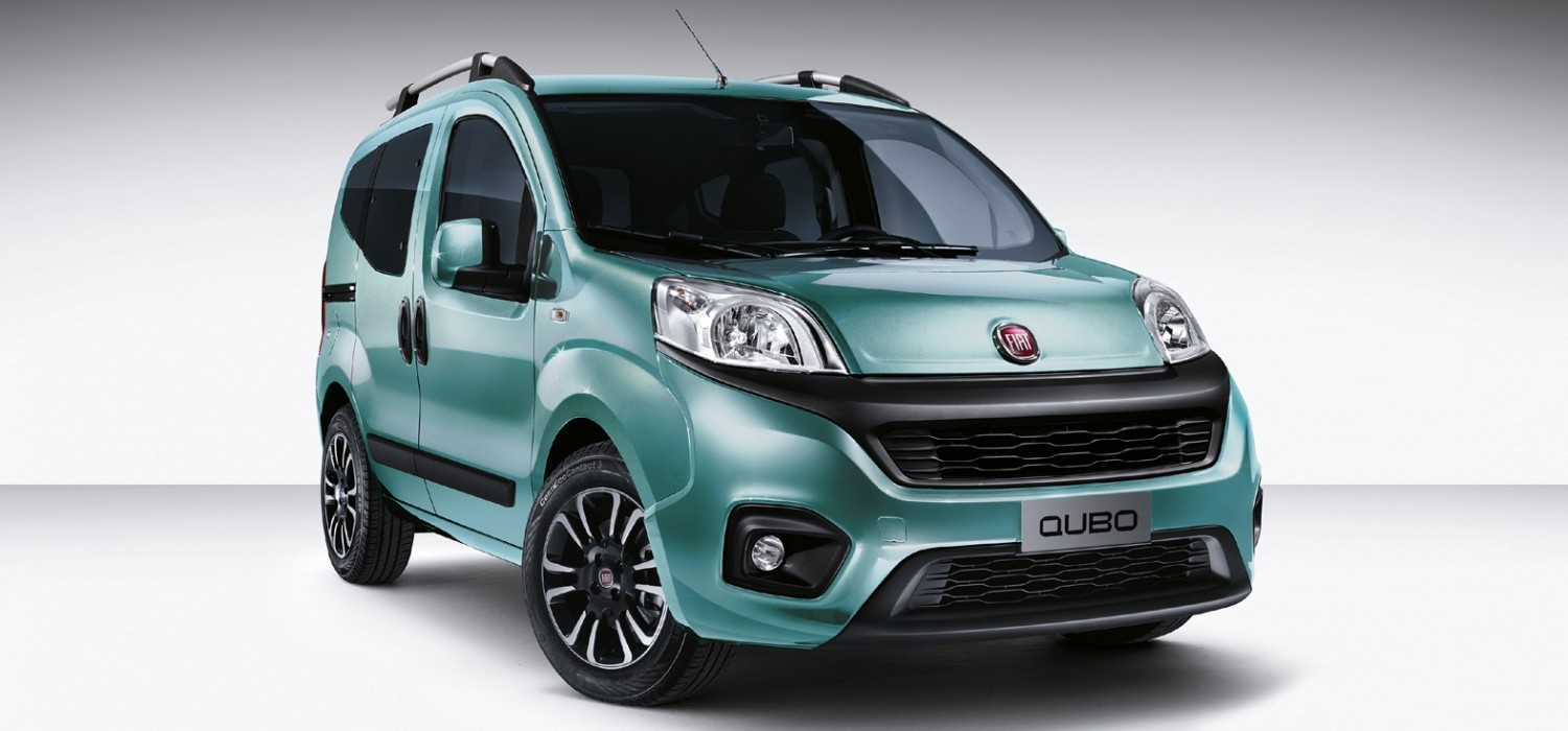 New Fiat Qubo for the UK