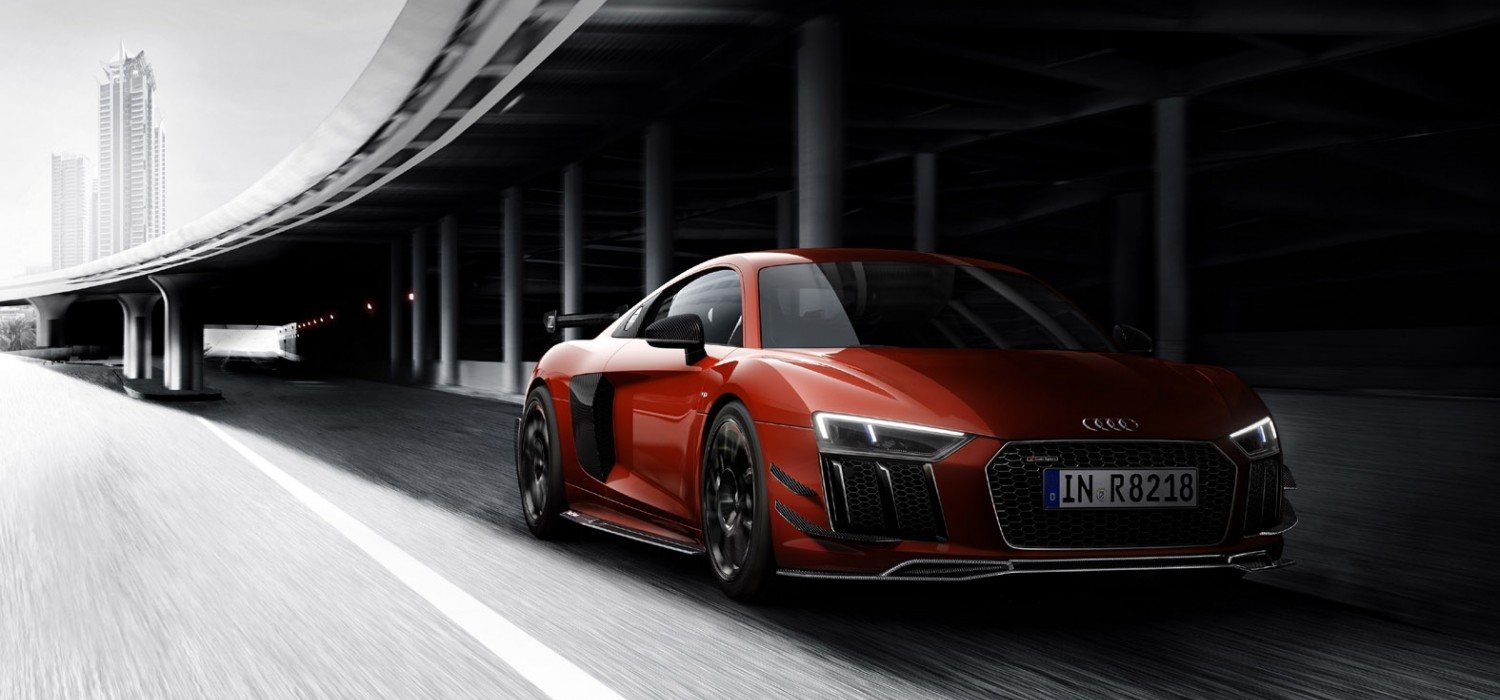 Ultra exclusive Audi R8