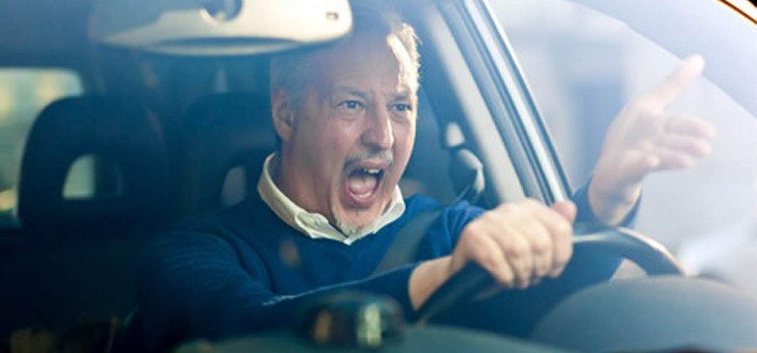 Stress a worrying factor on the road