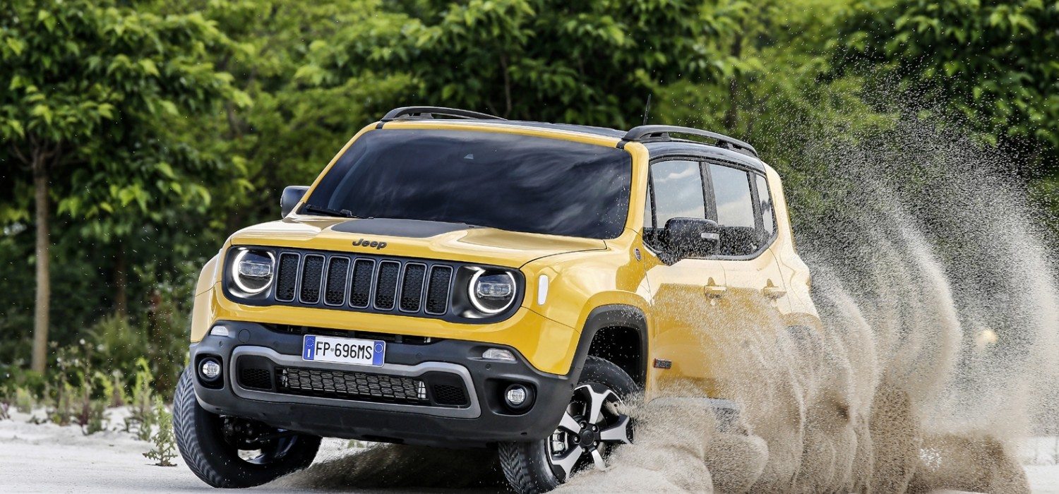 New Jeep Renegade prices revealed