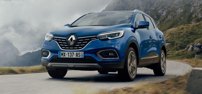 Makeover for Renault Kadjar