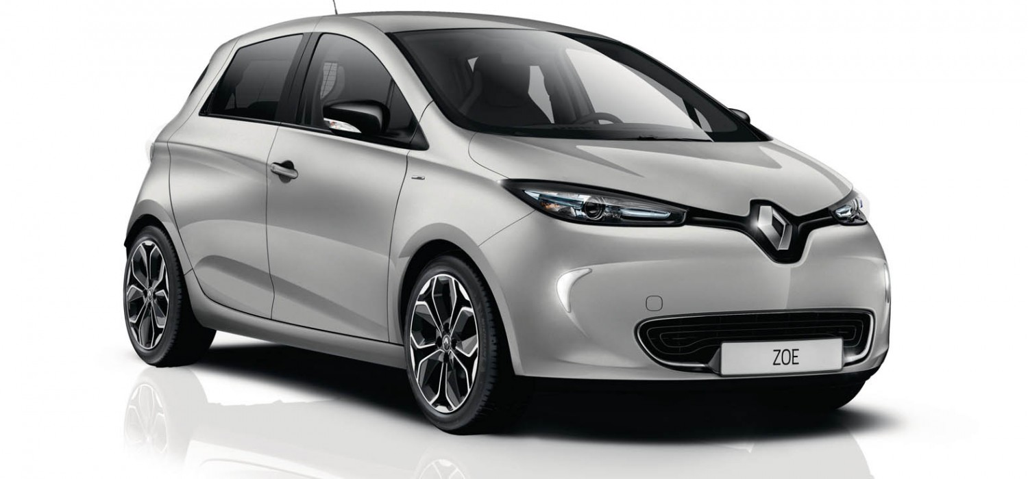 Renault launches extra special ZOE