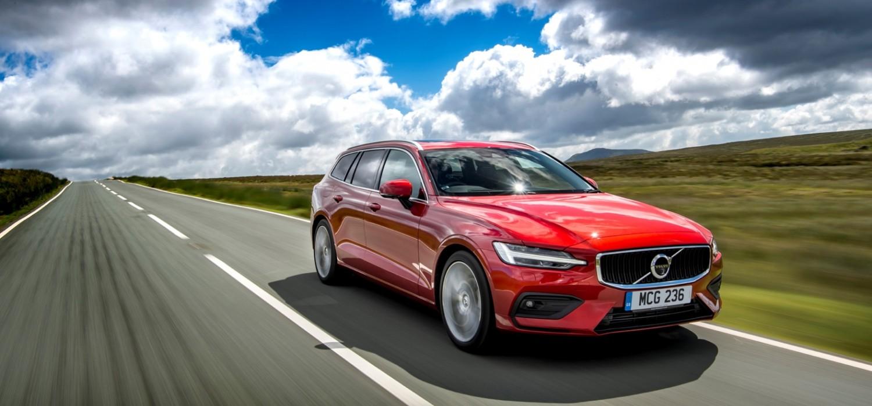 New Volvo V60 joins line up