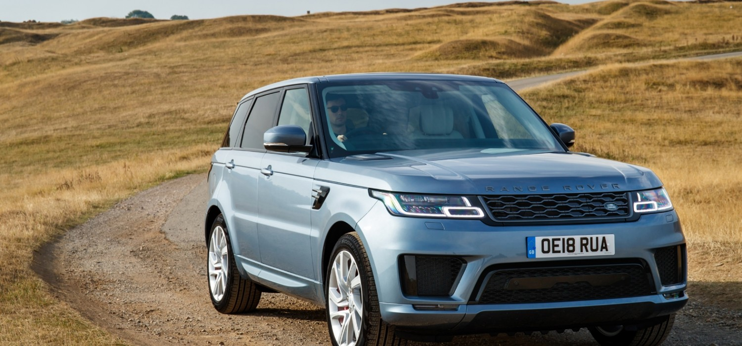 Range Rover doubles electric offering