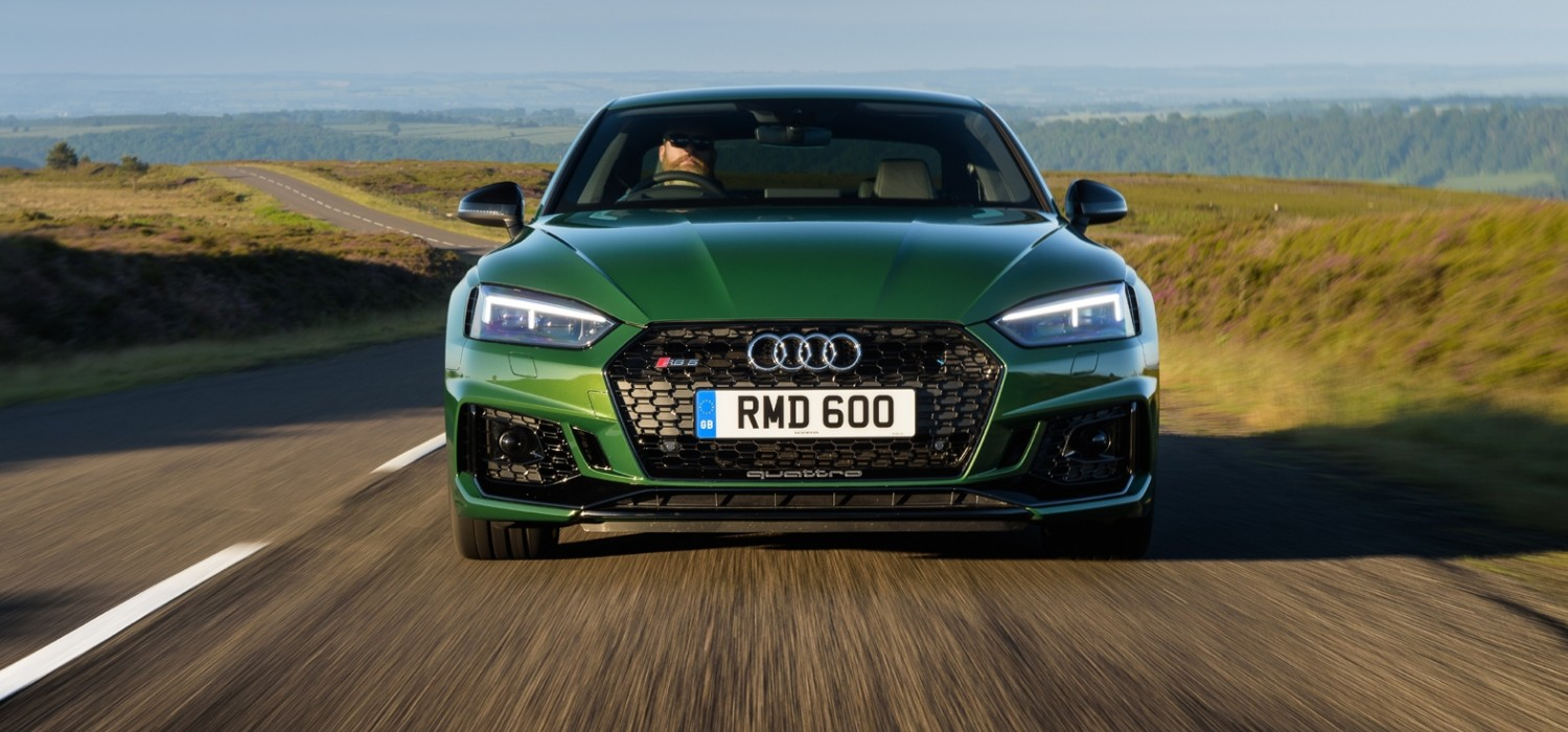 Forget the gym - Audi's RS 5 is all the muscle you need