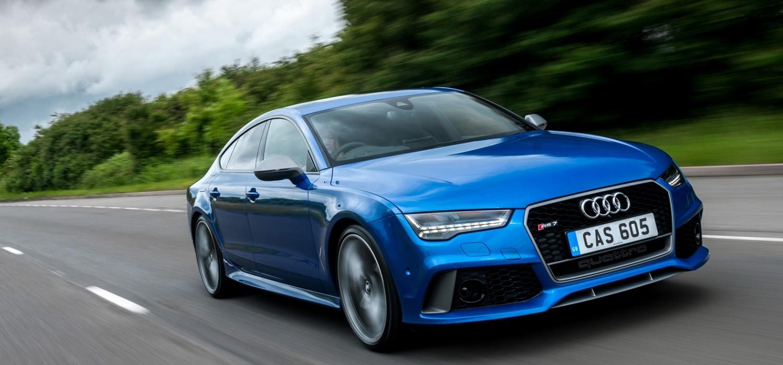 Audi RS 7 Sportback 4.0 TFSI Performance quattro