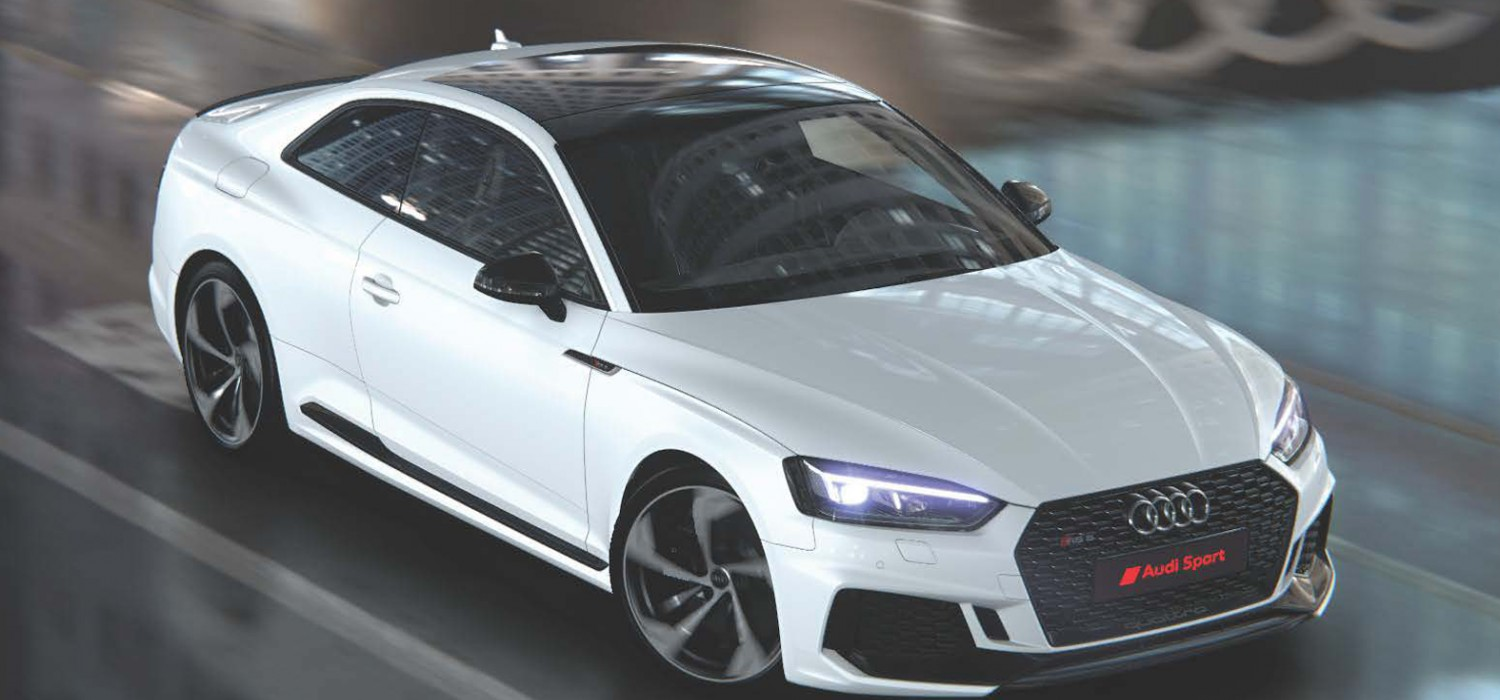 Limited run for Audi RS 5 specials