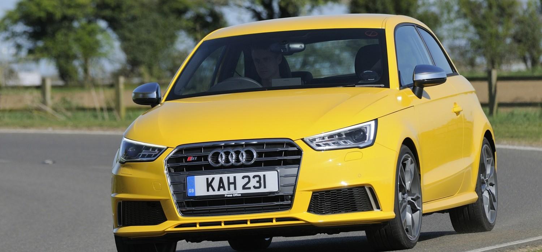 Audi S1 TFSI quattro