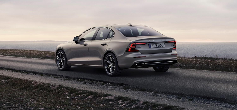 New S60 takes Volvo Stateside