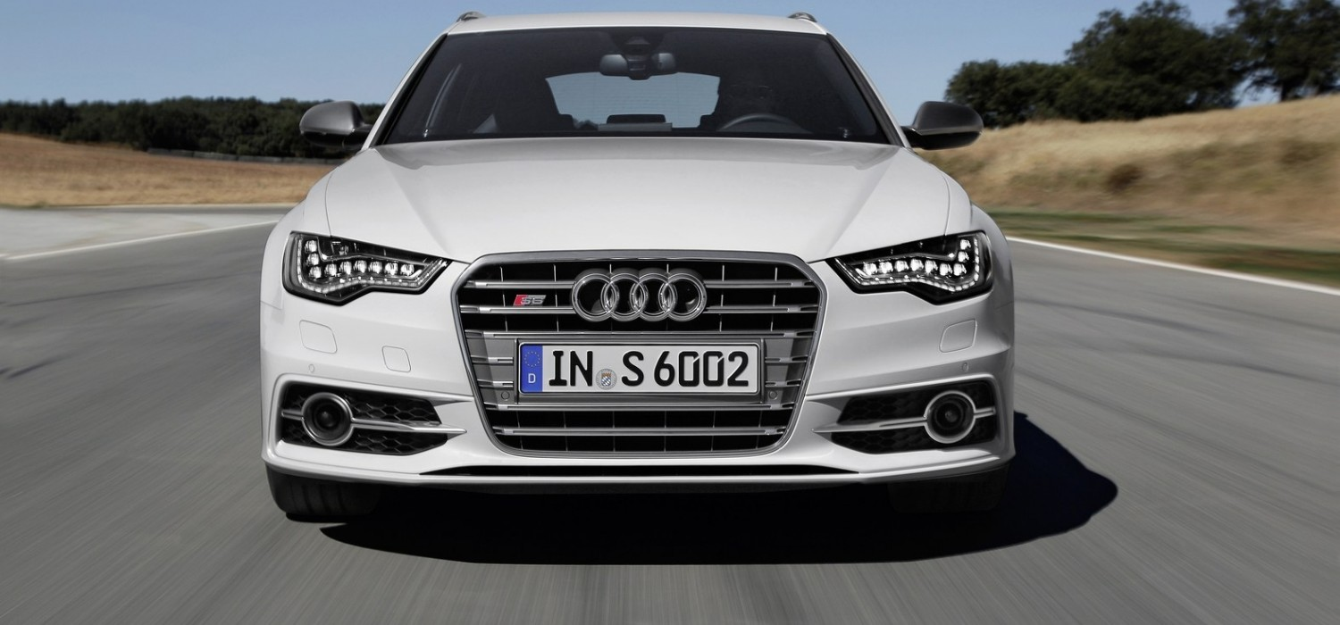 Audi S-Express right on track
