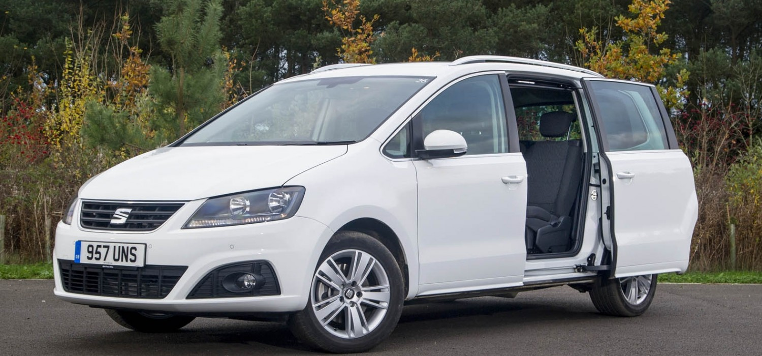 SEAT Alhambra Connect 150