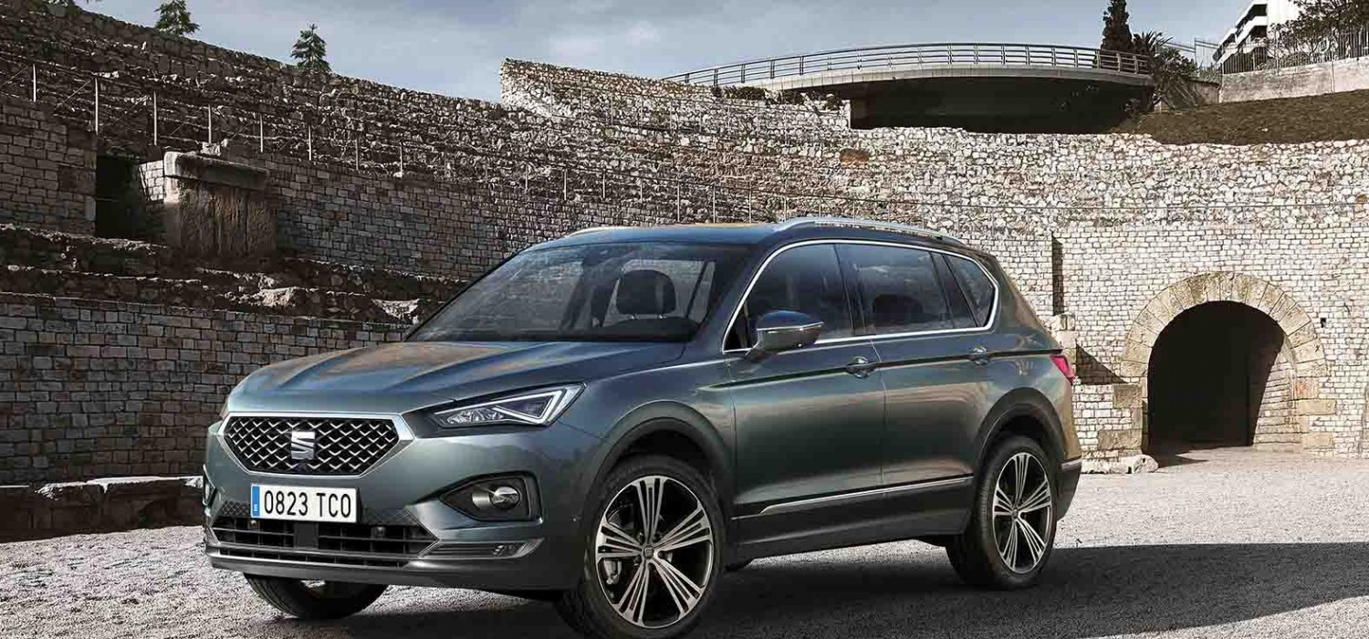 SEAT goes large with new SUV