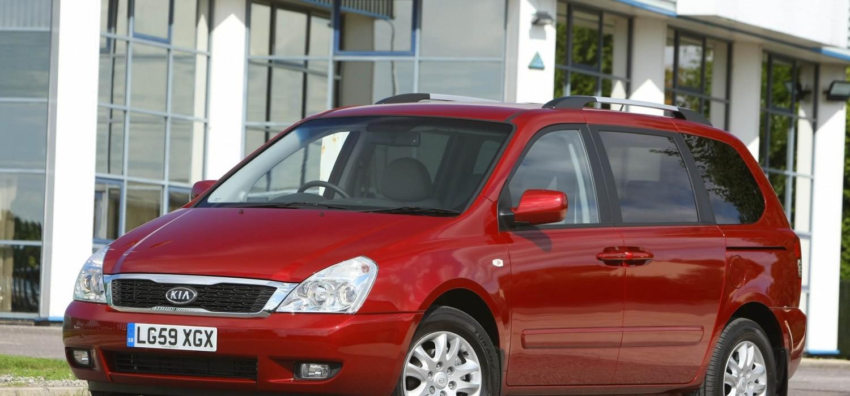 Kia Sedona - Used Car Review