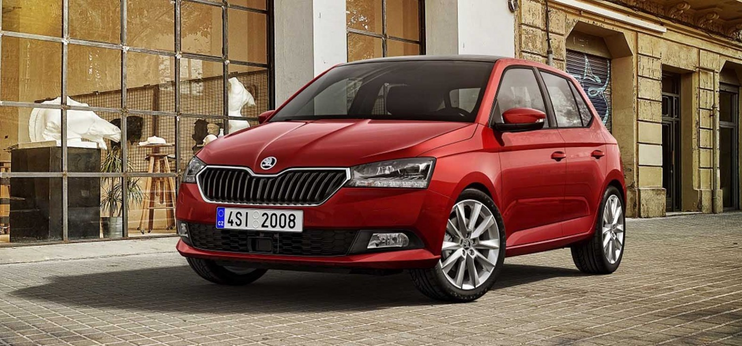 No more oil-burning for Fabia