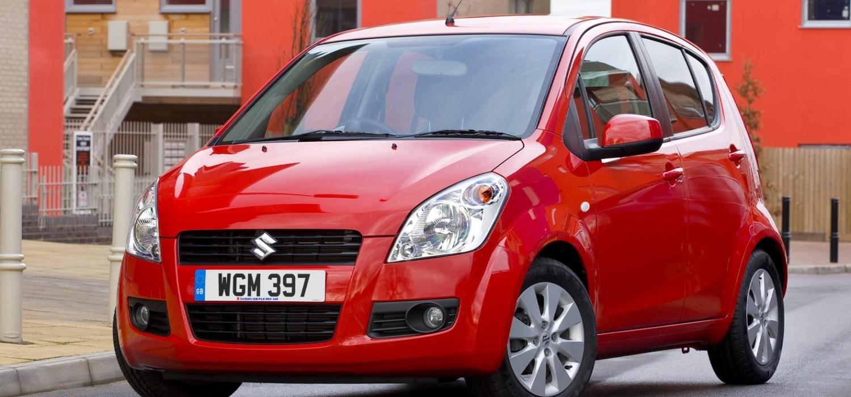 Suzuki Splash a bargain for starters