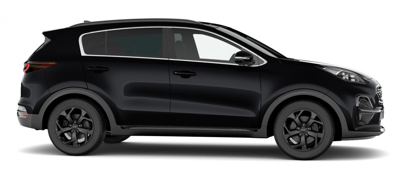 Kia Sportage 1.6CRDi JBL Black Edition