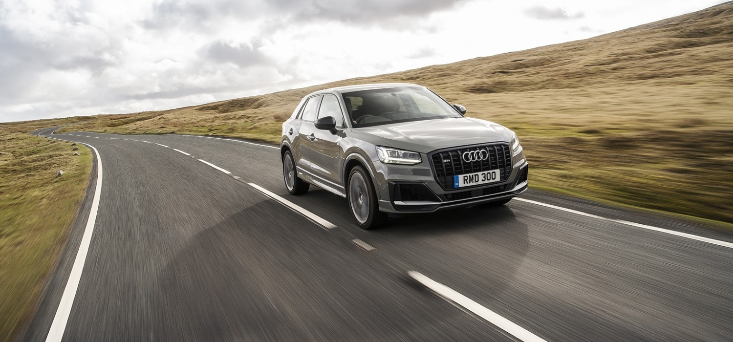 Audi hots up compacts with SQ2
