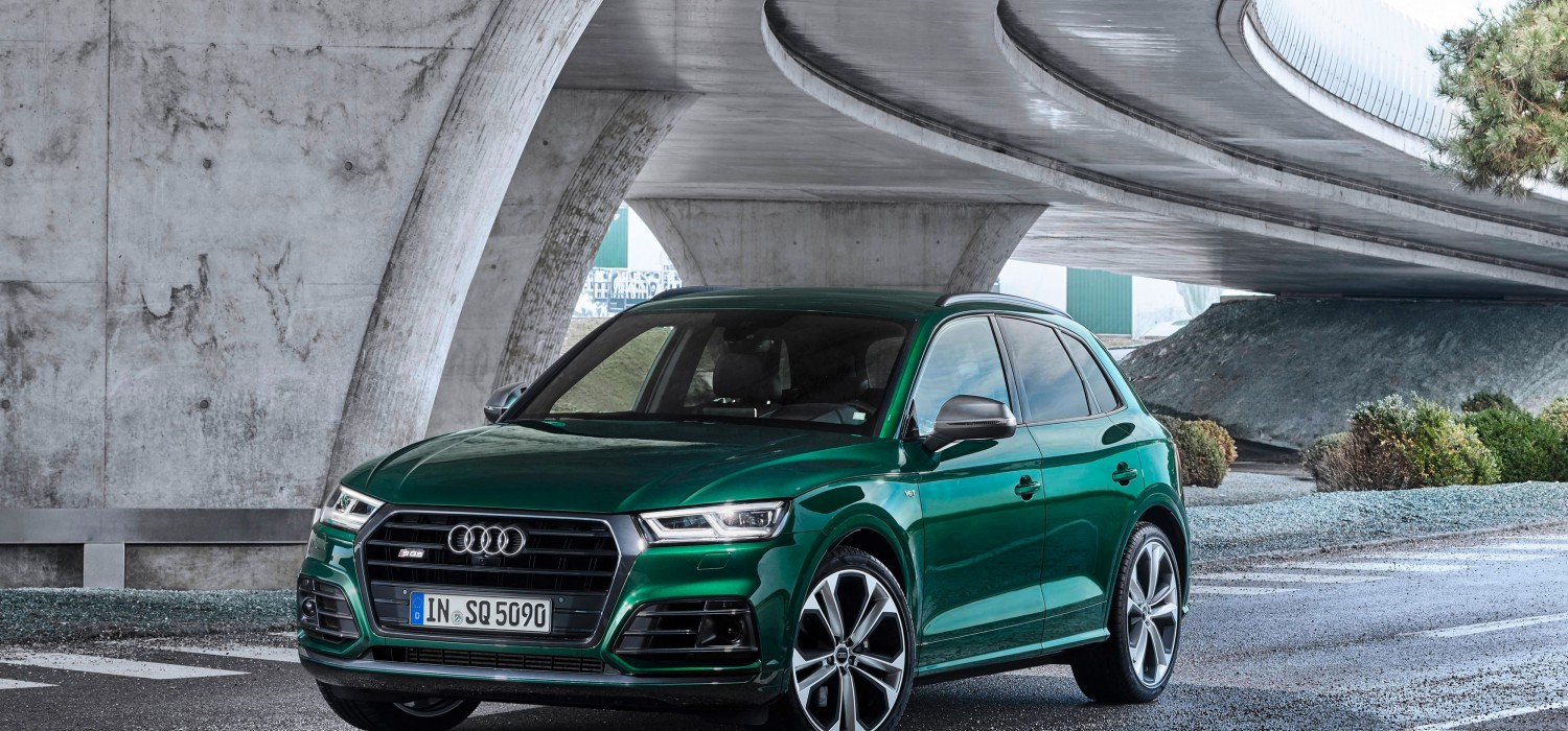 Audi adds hot SQ5 to SUV line up