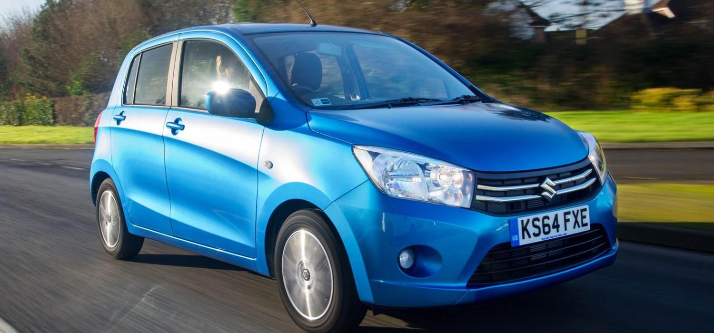 Suzuki Celerio - Used Car Review