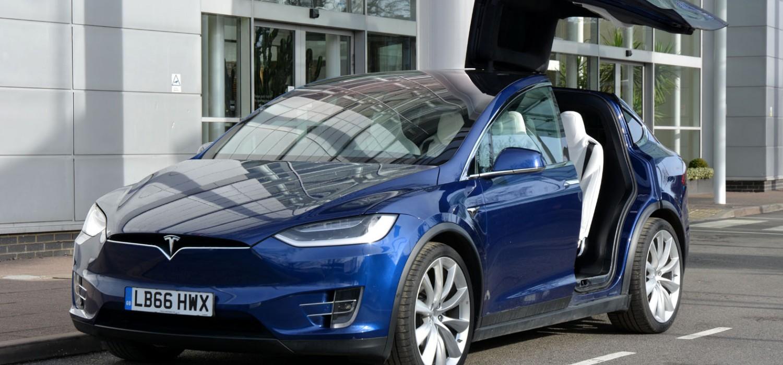 Tesla Model X 75D - First Drive