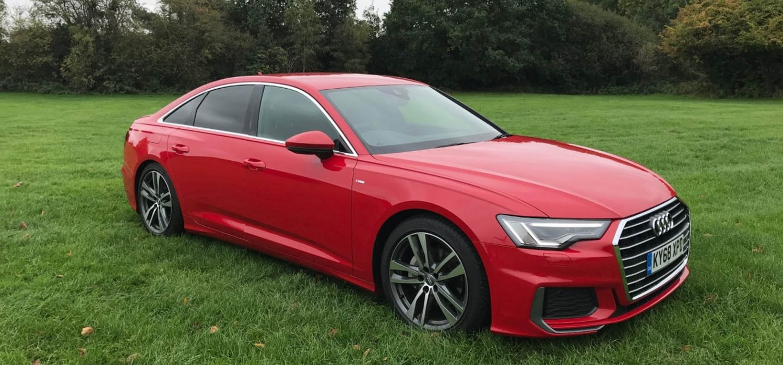 Audi A6 40 TDI 2.0 S tronic MHEV