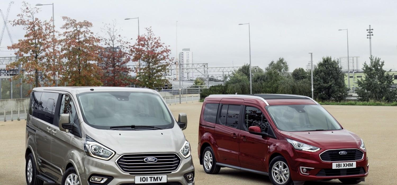 Ford reveals latest Tourneo MPV