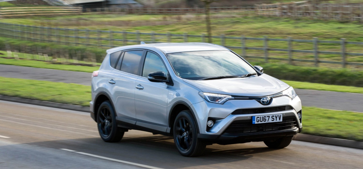 Toyota RAV4 Icon Tech 4x2