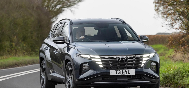 New Hyundai Tucson blazes techno-trail