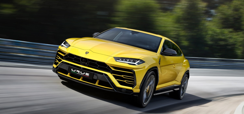 Lamborghini Urus - the super SUV