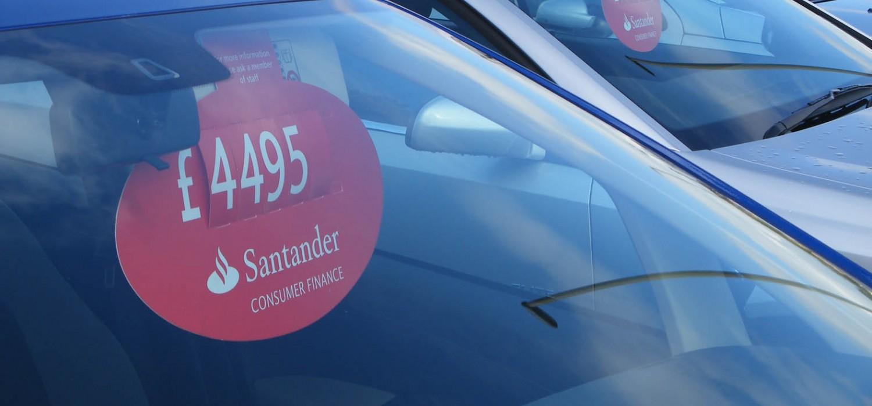 Boom in used car sales